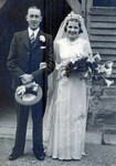 George Walder and Phobe Turner Wedding